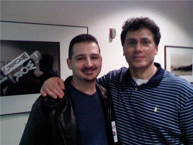 Kamal Saleem and Daniel Fazzina