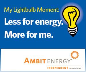 Ambit Energy Referral graphic